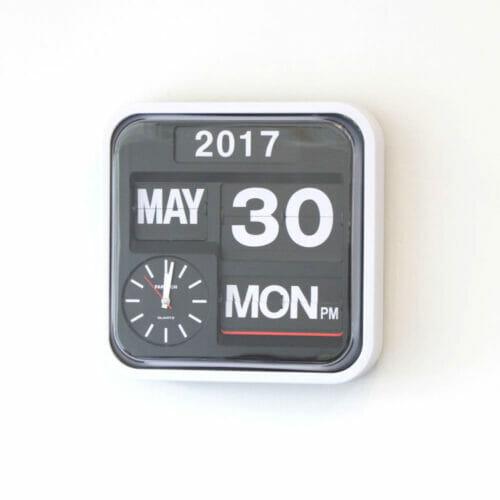 Fartech Wall Flip Clock (M)
