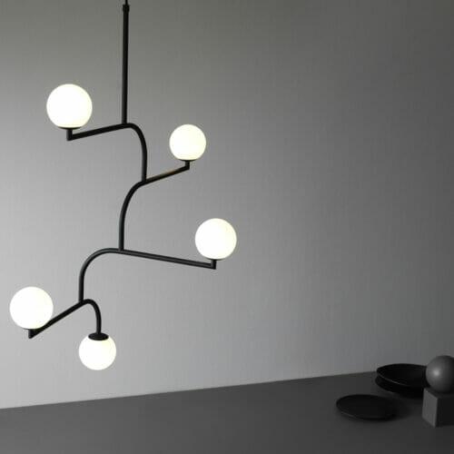 Mobil-pendant-lamp-black