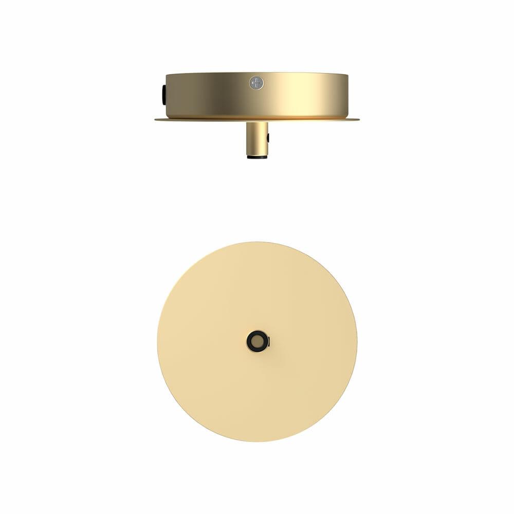 nuura_miira_1plus4_brass_ceiling-plate